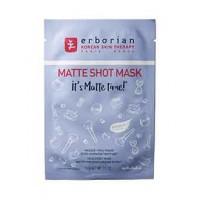 MATTE shot mask тканевая маска, 15 g